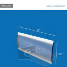 WFVLL13c-50cm de alto por 121cm de ancho