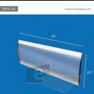 WFVLL14c-50cm de alto por 152cm de ancho