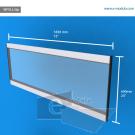 WFVLL18p - 183 cm de ancho x 60 cm de alto