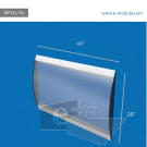 WFVLL19c-70cm de alto por 121cm de ancho
