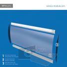 WFVLL21c-70cm de alto por 182cm de ancho
