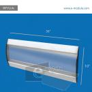 WFVLL4c-25cm de alto por 91cm de ancho