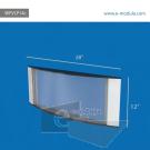 WFVLP14c-70cm de ancho por 30cm de alto