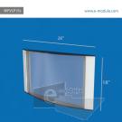 WFVLP15c-70cm de ancho por 45cm de alto