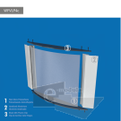 WFVLP4c-40cm de ancho por 38cm de alto
