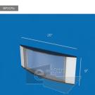 WFVLP5c-50cm de  ancho por 22cm de alto