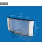 WFVLP6c-50cm de  ancho por 30cm de  alto