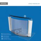 WFVLP8c-50cm de  ancho por 45cm de  alto